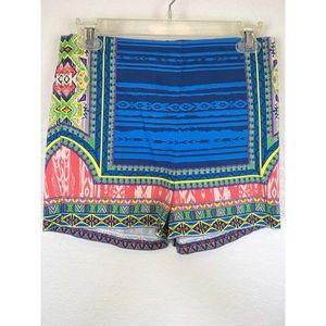 Flying Tomato High Waist Boho Shorts